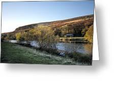Autumn Pond 6 Greeting Card