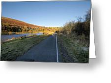 Autumn Pond 8 Greeting Card