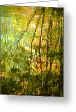 Autumn Reflections New Hampshire Greeting Card