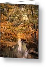 Autumn Riches 2 Greeting Card