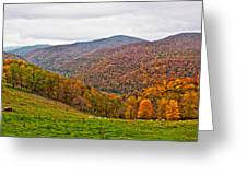 Autumn Song Greeting Card