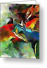 Autumn Streamside 030212 Greeting Card