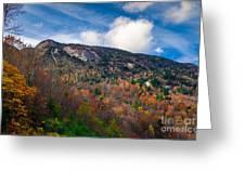 Autumn Summit Greeting Card