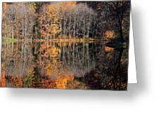 Autumns Art Greeting Card