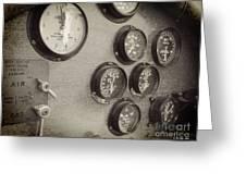 Aviation History Greeting Card