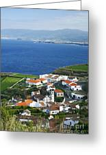 Azores Greeting Card