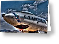 B-47 Stratojet Greeting Card