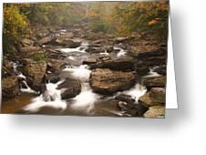 Babcock Creek Scene 1 Greeting Card