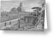 Babylon Greeting Card