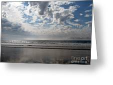 Back To Basics On The Pacific Greeting Card
