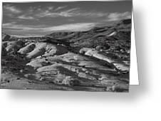 Badlands Greeting Card