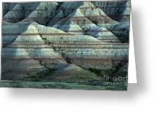 Badlands Splendor Greeting Card