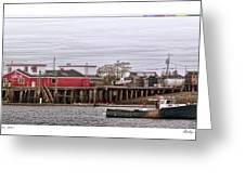 Bailey Island Maine Greeting Card