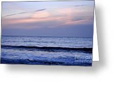 Baker Beach At Sunset Greeting Card