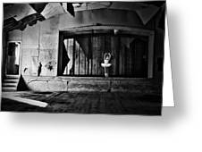 Ballerinas Ballad  Greeting Card