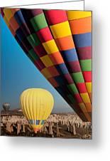 Ballons - 3 Greeting Card by Okan YILMAZ