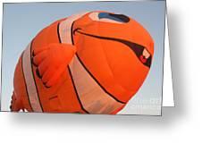 Balloon-nemo-7655 Greeting Card
