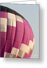 Balloon-purple-7462 Greeting Card