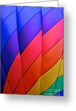 Balloon Rainbow Take 2 Greeting Card