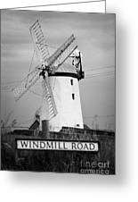 Ballycopeland Windmill County Down Ireland Greeting Card