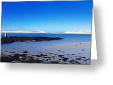 Ballyness Bay, County Donegal, Ireland Greeting Card