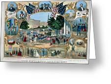 Baltimore: 15th Amendment Greeting Card