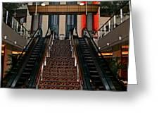 Baltimore Stairway Greeting Card