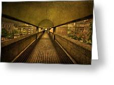 Barbican Walk Greeting Card
