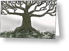 Bare Branches I Greeting Card
