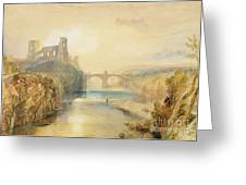 Barnard Castle  Greeting Card