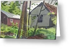 Barns 12 Greeting Card