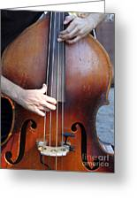 Bass Greeting Card