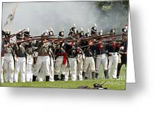 Battle 37 Greeting Card