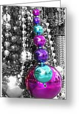 Baubles Bangles And Beads Greeting Card