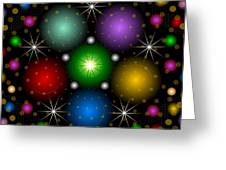 Be Jeweled 2012 Greeting Card