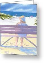 Beach Break Greeting Card