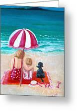 Beach I Greeting Card