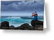 Beach Pictures Greeting Card
