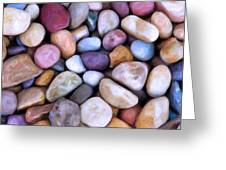 Beach Rocks 2 Greeting Card