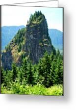 Beacon Rock Greeting Card