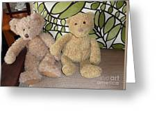 Beary Best Friends Greeting Card