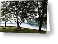 Beautiful Landscape Greeting Card by Jenny Senra Pampin