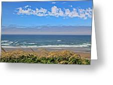 Sunshine Beach Greeting Card