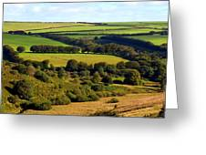 Beautiful Somerset Greeting Card
