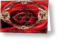 Beautiful Valentine Greeting Card