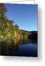 Beauty Lake Greeting Card