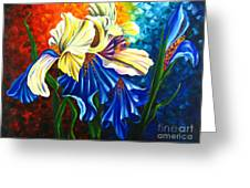 Beauty Of Blossom Greeting Card by Uma Devi