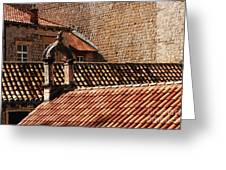 Beauty Of Dubrovnik 2 Greeting Card