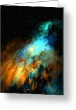 Beducas Nebula Greeting Card
