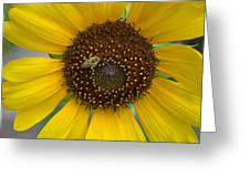 Bee A Worker Greeting Card
